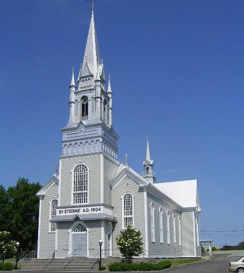 Église St-Étienne